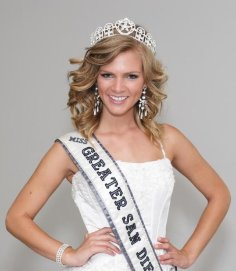 Miss Greater San Diego Teen USA 2008